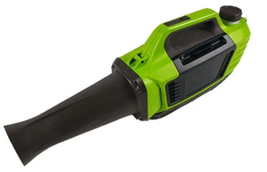 Battery FOG 750 nebulizzatore