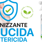 disinfettante spray